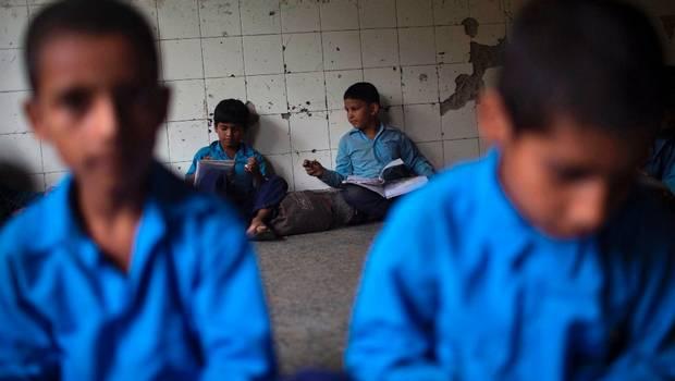 Rescatan de 105 niños víctimas de prostitución
