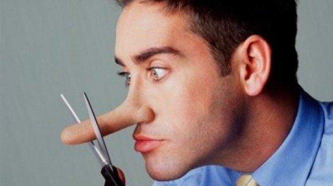Cómo identificar a los hombres mentirosos