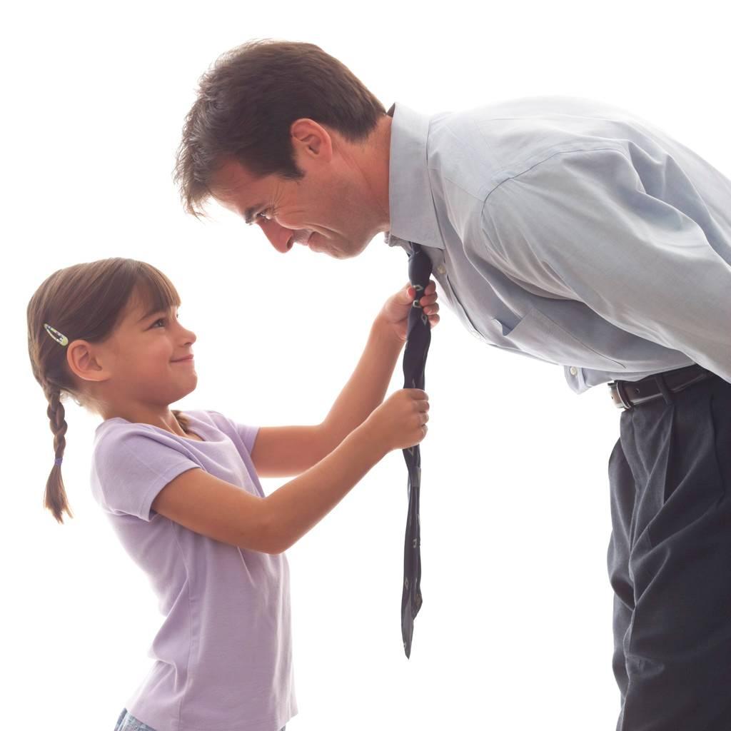 Hombres con hijas ¿son jefes más generosos?