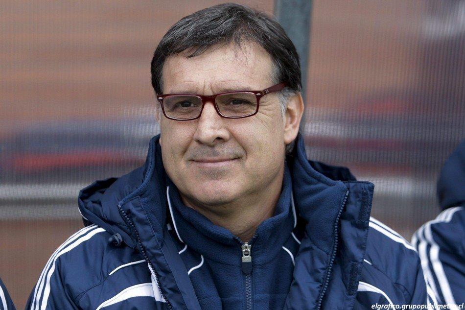 'Tata' Martino es el nuevo entrenador del FC Barcelona