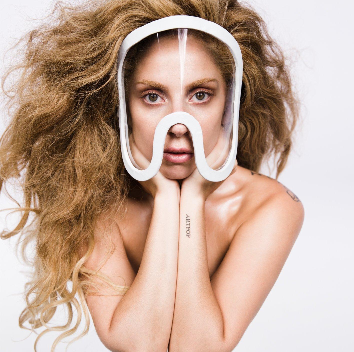 Así es ArtPop el nuevo disco de Lady Gaga