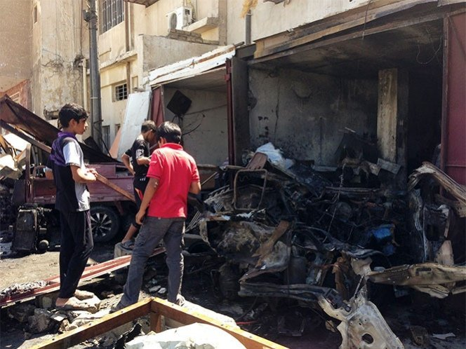 Atentados en Irak deja 60 muertos