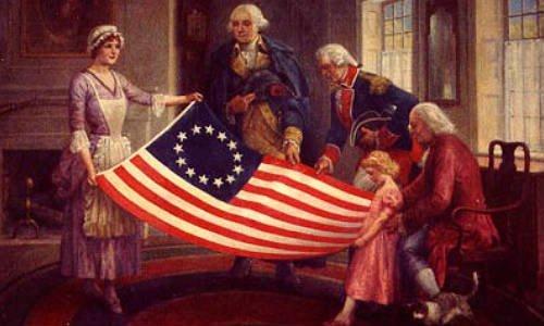 Conoce la historia de la bandera de Estados Unidos
