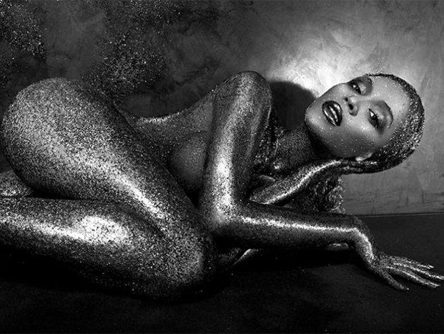 Fotos: Beyoncé espectacular al natural