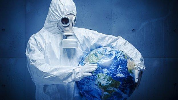 ¿Cuántas plagas acechan al mundo?