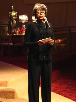 Los Oscar tienen la primera presidenta negra