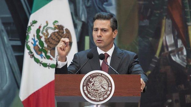 Enrique Peña Nieto a cirugía por un nódulo tiroideo