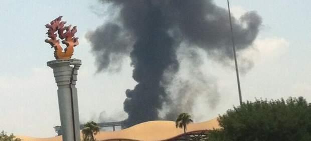 Explosión en la planta de Ternium en Monterrey deja seis muertos
