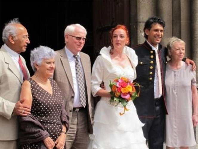 Florence Cassez se casa con un mexicano