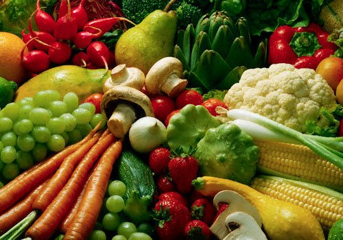 Frutas y verduras con más y menos cantidad de pesticidas