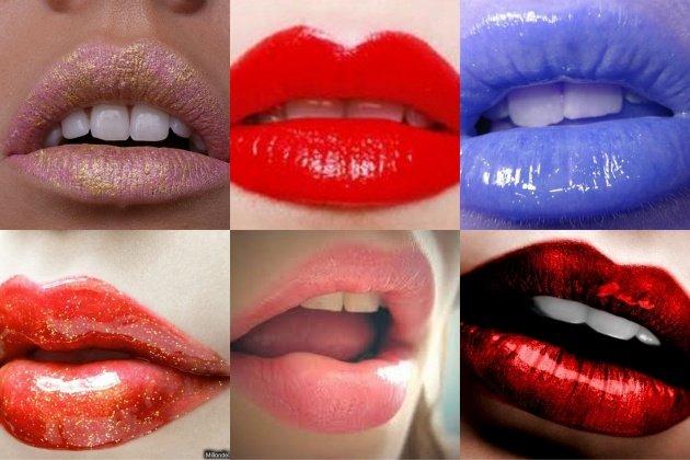 Qué color de labial blanquea los dientes