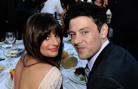 Cómo enfrenta Lea Michele la muerte de Cory Monteith