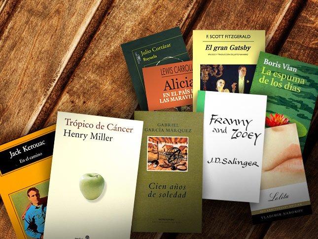 Libros que no debes dejar de leer antes de los 30