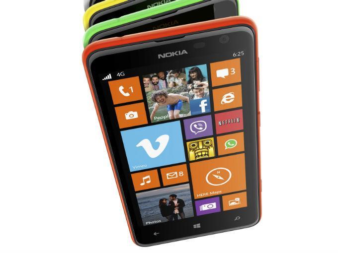 Así es el nuevo Nokia Lumia de bajo costo