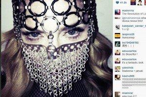 Polémica foto de Madonna enfada a musulmanes