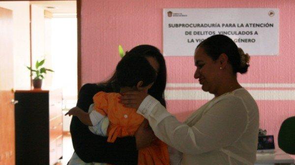 Encuentran en Edomex a niña desaparecida en Jalisco