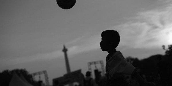 El negocio turbio de los niños futbolistas