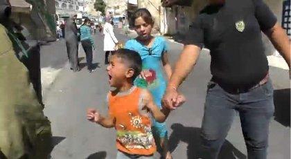Video: detienen ilegalmente a un niño de cinco años