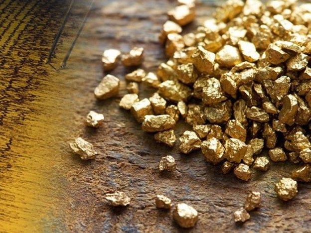 Descubren de dónde provino el oro del mundo