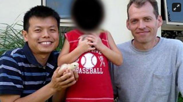 Pareja gay abusó de su hijo adoptado y grabó los hechos