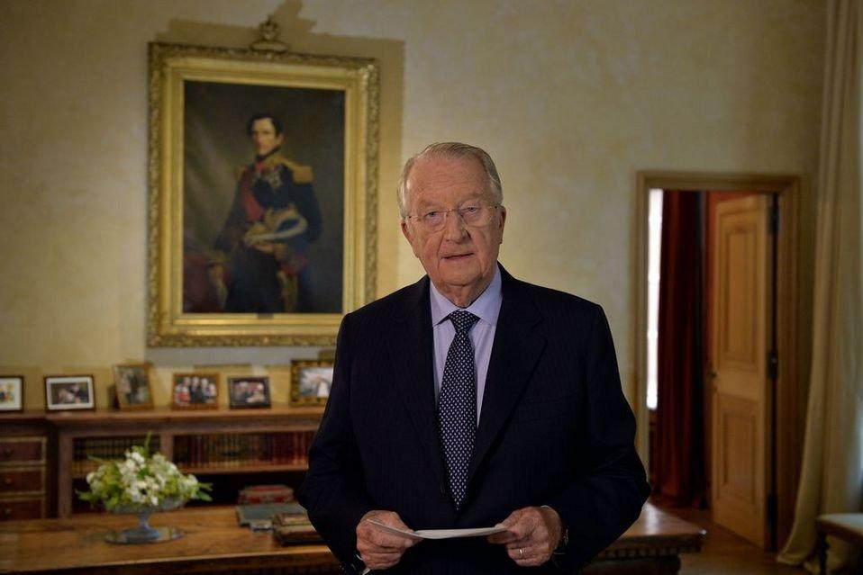 El rey Alberto II de Bélgica anunció su abdicación