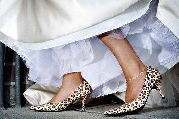 Cómo incorporar animal print a tu look el día de boda