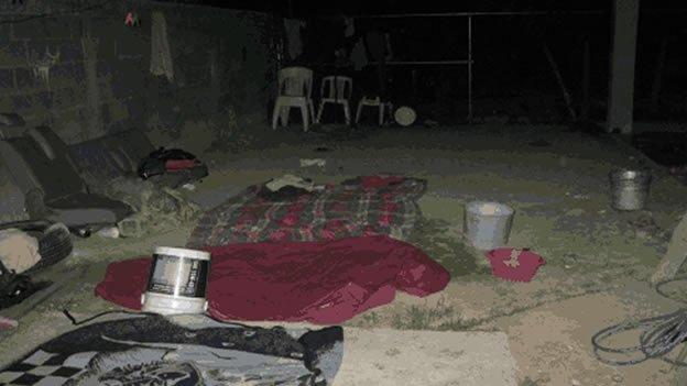 Zona preferida de los criminales para secuestrar migrantes
