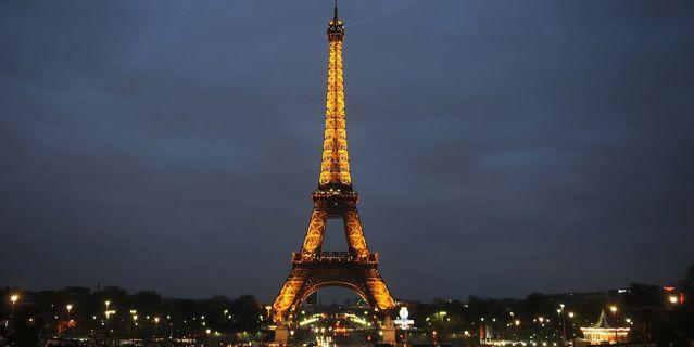 Visitar la Torre Eiffel a través de Google