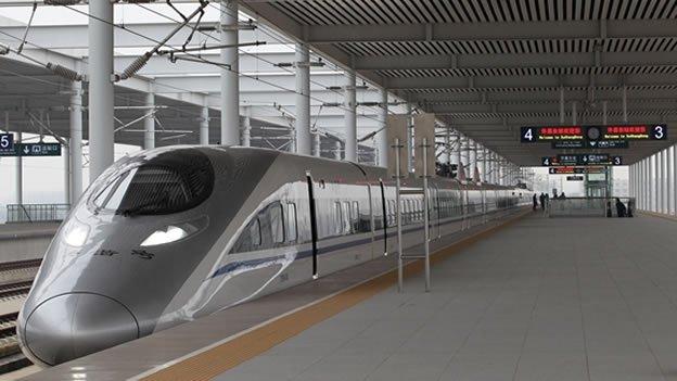 ¿Qué es el tren de alta velocidad?