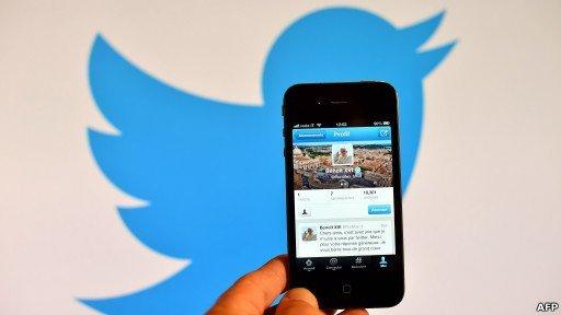 Mapa: Cómo funciona Twitter