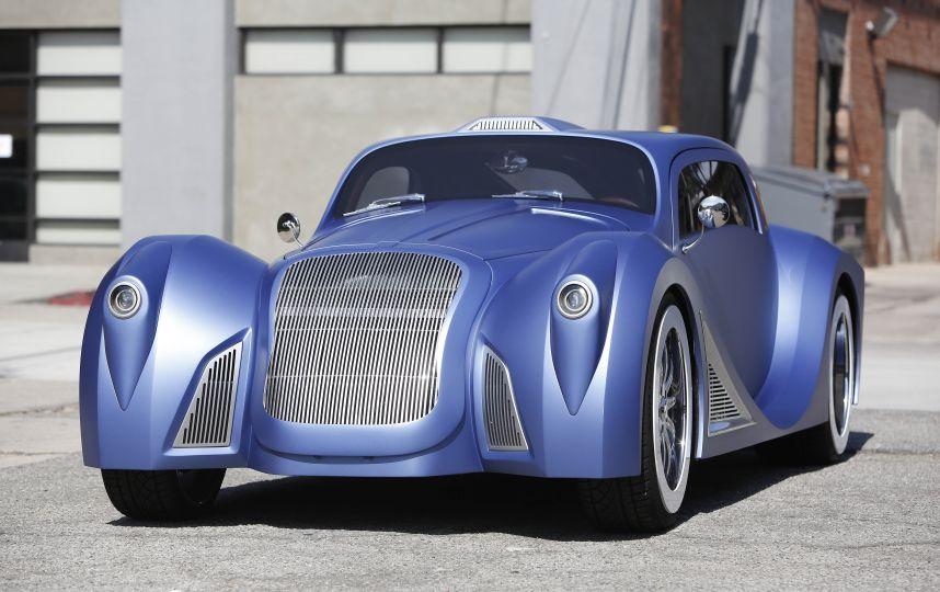 El súper auto millonario de Will.I.Am - Fotos