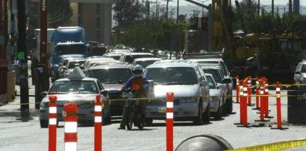 Automovilistas: qué hacer y qué no - Reglas