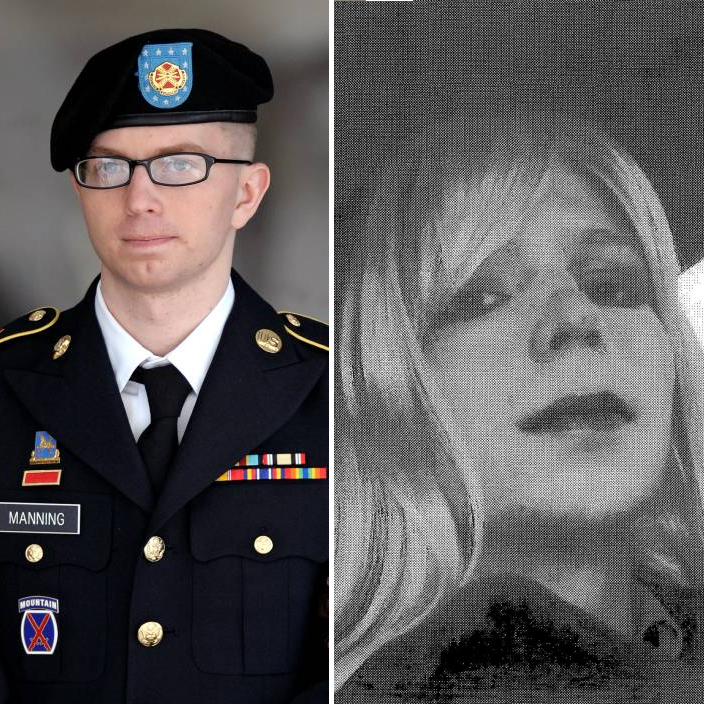 Bradley Manning cambia de género