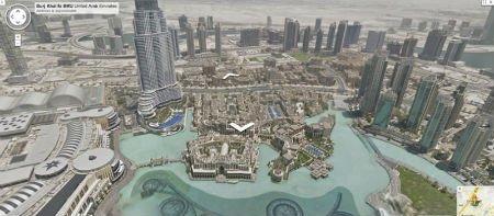 Video: Así se ve desde el edificio más alto del mundo