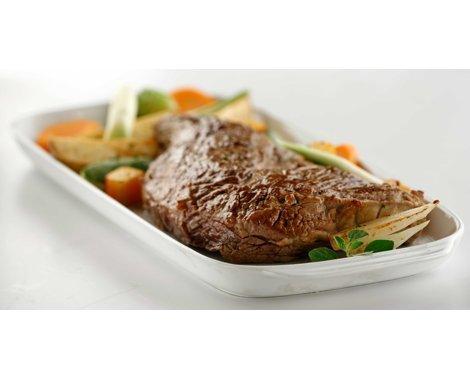 Recetas light: Colita de cuadril rellena con vegetales al horno