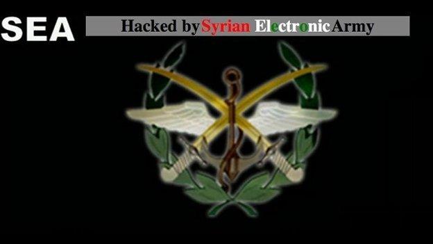¿Quién está detrás del Ejército Electrónico Sirio?