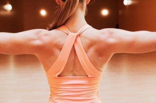 Tips para lucir una espalda femenina y sensual