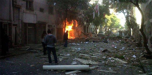 Argentina: Explosión deja cinco muertos y 51 heridos