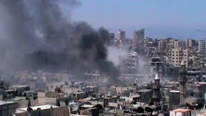 Cómo afecta la guerra siria a países vecinos