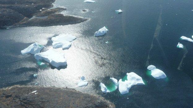 El calentamiento global provoca nueva ruta marítima en el Ártico