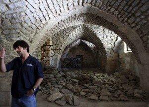 Descubren hospital milenario en Jerusalén - Fotos