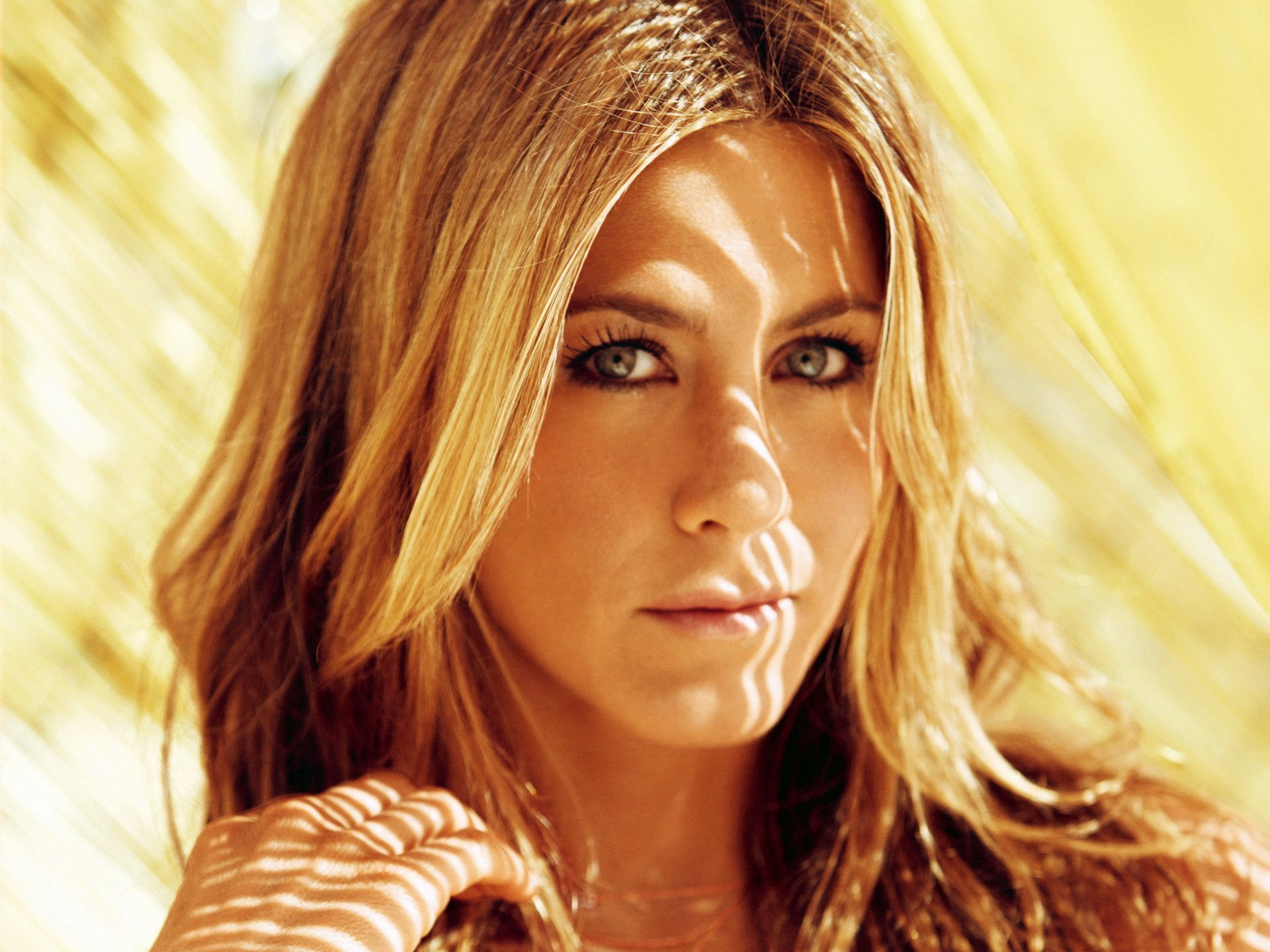 Foto imperdible de Jennifer Aniston al natural