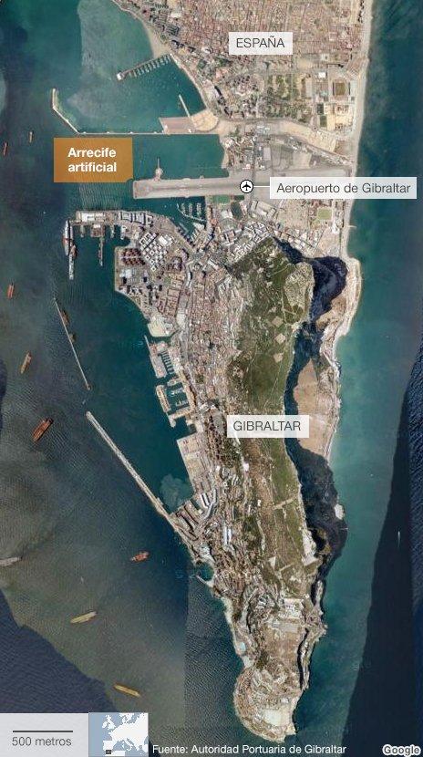 Información para entender la disputa de Gibraltar