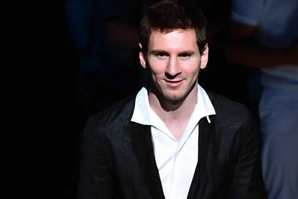 Nuevas fotos comprometedoras de Lionel Messi