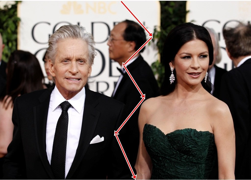 Michael Douglas y Catherine Zeta-Jones se divorcian