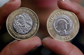 Ésta es la moneda de $20 homenaje al Ejército