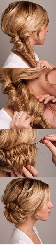 Peinados: opciones para todos tus eventos