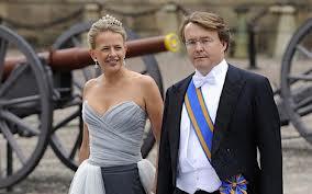 Falleció el príncipe Friso de Holanda