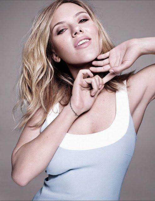 Los secretos de belleza de Scarlett Johansson
