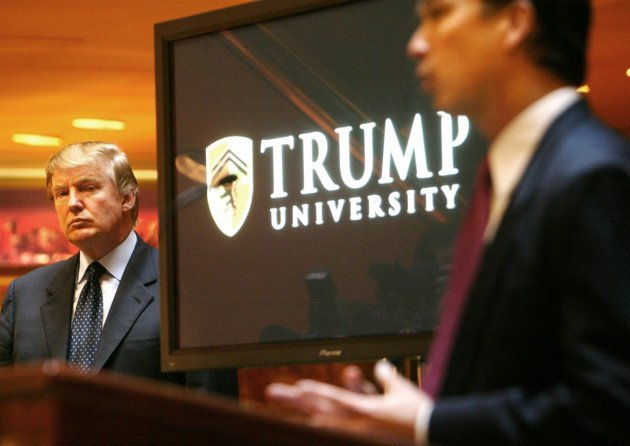 ¿La universidad de Donald Trump estafa a sus estudiantes?